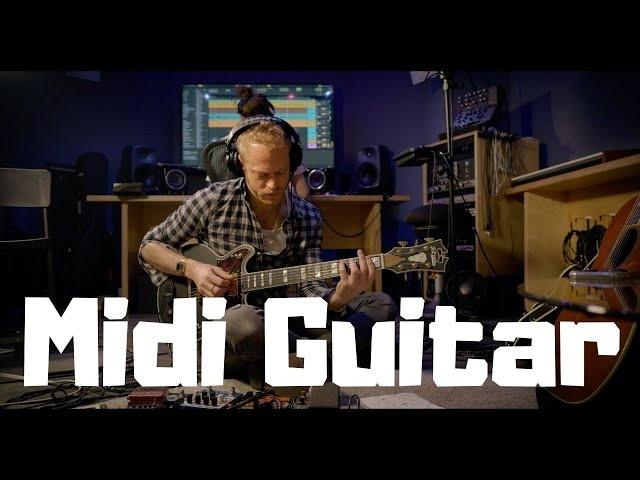 Midi Guitar | Rotem Sivan Splice Pack